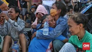 Kominfo Sebut Foto Gerak Cepat FPI Bantu Gempa Palu Hoaks