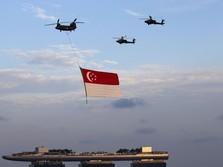 AS-China yang 'Perang', Singapura yang Menang
