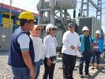 Cek Pasokan Listrik, Menteri Rini dan Bos PLN Terjun ke Palu