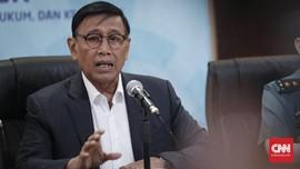 Wiranto Minta Petisi Referendum Papua Tak Diekspose