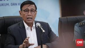 Wiranto Tegaskan Tokoh Pelanggar Hukum Akan Terus Ditangkap