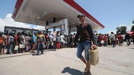 Premium 16 Ribu Liter Didatangkan dari Toli-toli ke Donggala