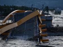 Tsunami Jawa 20 Meter Berpotensi Terjadi Tak Lama Lagi