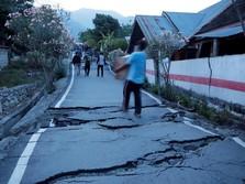 Pemerintah Siapkan 'Bemper' untuk Tanggulangi Bencana