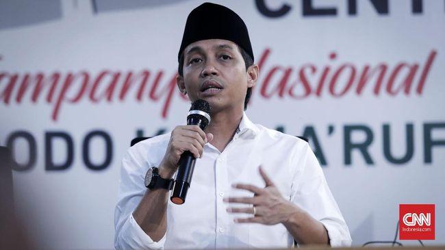 Timses Jokowi: Pernyataan Amien Buat Warga Muhammadiyah Marah