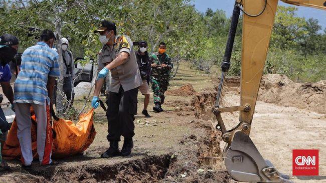 Korban Tewas Gempa dan Tsunami Sulteng Capai 1.234 Orang