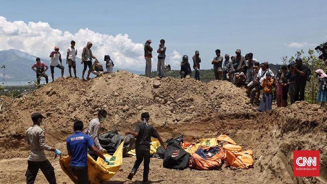 DPR Kritik Pemerintah Buka Bantuan Asing untuk Gempa Palu