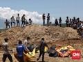 1.000 Kantung Mayat Disiapkan untuk Pemakaman Massal