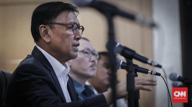 Wiranto: Lapor Jika Menemukan Aktivitas Mengarah Radikalisme