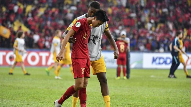 Fakhri: Maaf Timnas Indonesia U-16 Belum Berhasil