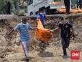 Personel Kurang Menyulitkan Identifikasi Korban Gempa di Palu