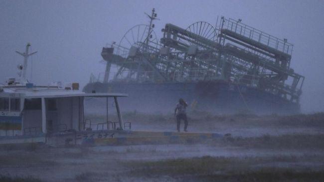Siklon Tropis Terkuat di Dunia Menuju Taiwan dan Filipina