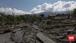 Siswa Korban Likuefaksi Petobo Butuh Tenda untuk Sekolah