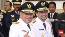 Jokowi Umumkan Ibu Kota, Gubernur Kaltim Diundang ke Istana