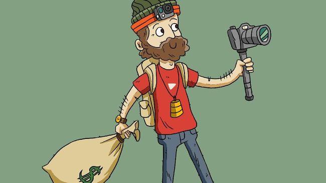Cara Melihat dan Menghitung Gaji YouTuber