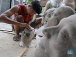 Mirip Asli, Seniman Ini Bikin Potongan Tubuh untuk Film Horor