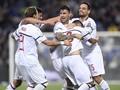 FOTO: AC Milan Rebut Kemenangan Kedua di Liga Italia