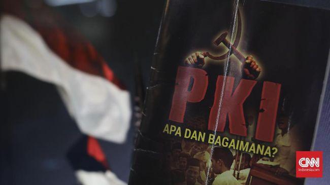 Polisi Tangkap Penyebar Hoaks 'PKI Diizinkan di Indonesia'
