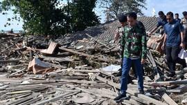 Jokowi Kembali Tengok Korban Gempa-Tsunami Sulteng Hari Ini