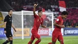 Persija Lepas Tiga Pemain ke Seleksi Timnas Indonesia U-18