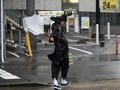 Tiupan Badai Menghempas Jumlah Turis di Jepang