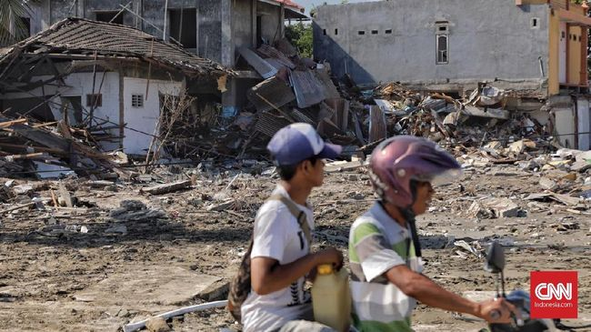 6 Hoaks Gempa Donggala dan Tsunami Palu
