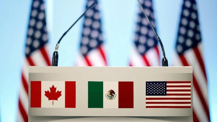 Perang dagang China dan Amerika Serikat mengganggu perdagangan di sebagian besar dunia. Tetapi tidak bagi Meksiko.