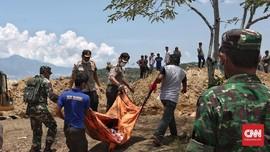 Korban Tewas Bencana Awal 2019 Lebih Tinggi 192 Persen