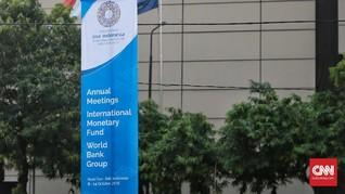 Jack Ma Akan Bicara Ekonomi Digital di Pertemuan IMF-WB