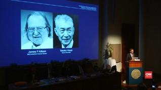 VIDEO: Terapi Kanker Raih Penghargaan Nobel