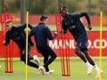 Jelang Tottenham vs Man United, Pogba Senang Dapat Vitamin D