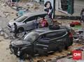 Komponen Mobil Jadi Sasaran Jarahan Korban Gempa Palu