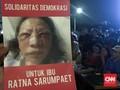 RSK Bina Estetika Konfirmasi Ratna Sarumpaet Daftar Berobat