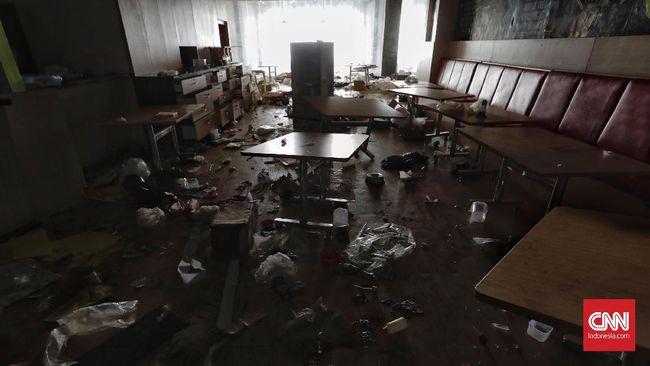Mal di Pesisir Palu, Saksi Bisu Tsunami dan Penjarahan