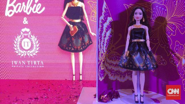 Pertama di Dunia, Koleksi Barbie Berbusana Batik
