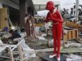 FOTO: Aksi Penjarahan Toko di Palu