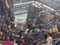 Mesin ATM dan Sekarung Sandal Dijarah di Palu Pascagempa