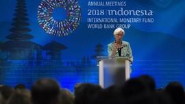 Pujian IMF untuk Ekonomi RI di Tengah Pelemahan Rupiah