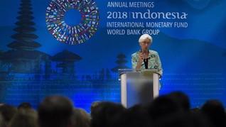 IMF Sebut Utang Global yang Bengkak Ancam Ekonomi Dunia