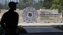 15 Ribu Aparat Diterjunkan Demi Amankan Hajatan IMF di Bali