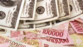 Rupiah Tembus Level Baru di Rp 15.000/US$