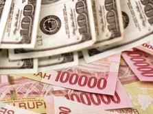 Pukul 10:00 WIB: Berbalik Menguat, Rupiah di Rp 14.505/US$