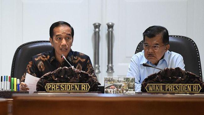 Jokowi Perintahkan Menteri Racik Insentif Investasi Jitu Lagi