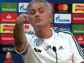 VIDEO: Detik-detik Mourinho Bercanda dengan Jurnalis