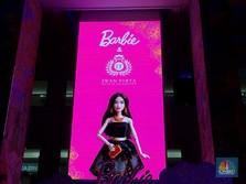 Ini Kirana, Barbie Pertama yang Pakai Batik Asli Indonesia