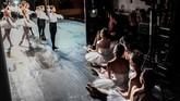 Menjadi murid di Paris Opera Ballet tidaklah mudah. Calon siswa harus lolos audisi dengan persaingan ketat yang digelar bulan Mei setiap tahunnya.