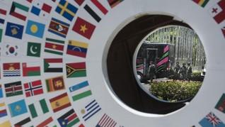 Taksi Online Dilarang ke Lokasi Pertemuan Tahunan IMF-WB
