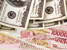 Pukul 12.00 WIB: Makin Kuat, Rupiah ke Rp 14.450/Dolar AS