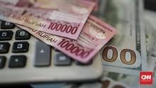 Klaim Kemenangan Jokowi dan Prabowo Buat Rupiah Tertekan