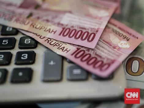 Rupiah Masih Unggul, Menguat ke Posisi Rp14.585 per Dolar AS